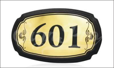 bảng số nhà