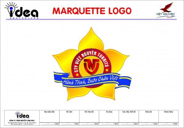 logo du lịch viet nguyen