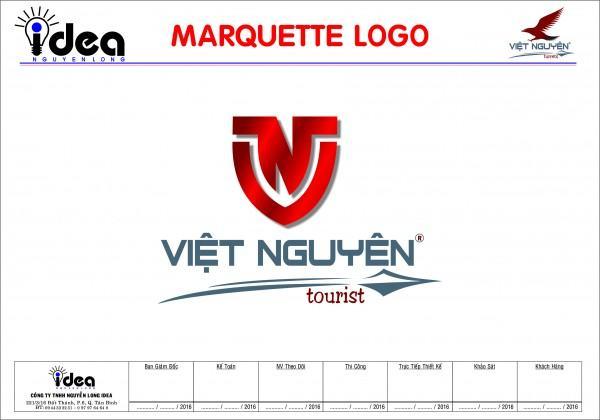 logo du lịch vn