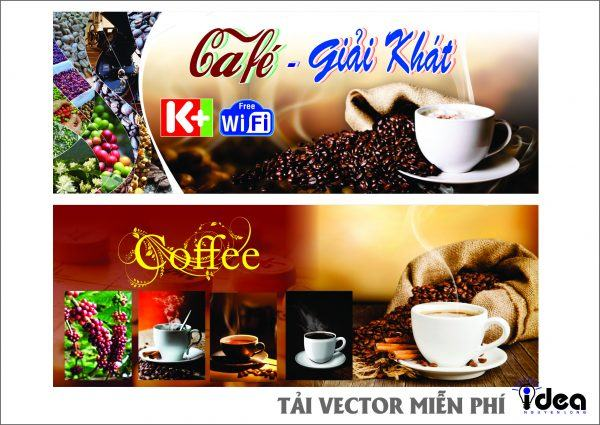 BẢNG HIỆU CÀ PHÊ COFFEE