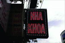 Thiết kế thi công và lắp đặt bảng đèn led cho NHA KHOA