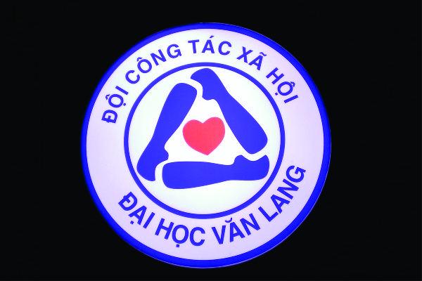 Thiết kế - Quảng cáo Sắc Màu Chuyên thi công bảng hiệu, Bảng hộp đèn, Logo hộp đèn Đại Học Văn Lang, Nhanh - Bền - Đẹp - Giá cả cạnh tranh- ĐT: 0935.090.469