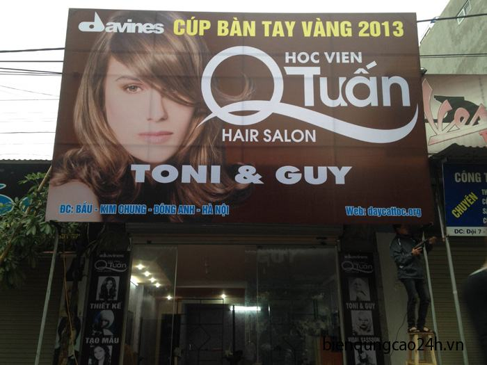 Bảng hiệu chữ nổi salon tóc