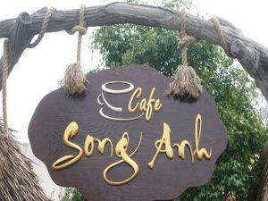 Mẫu thiết kế thi công làm bảng hiệu quán cafe đẹp, chuẩn phong cách