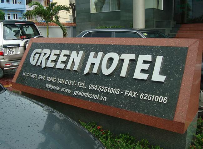 Bảng hiệu khách sạn đẹp