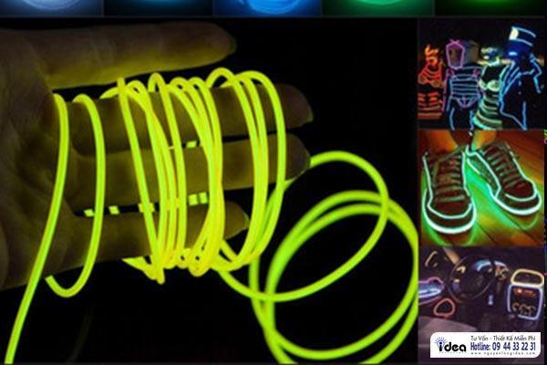 đèn led dây neon trang trí