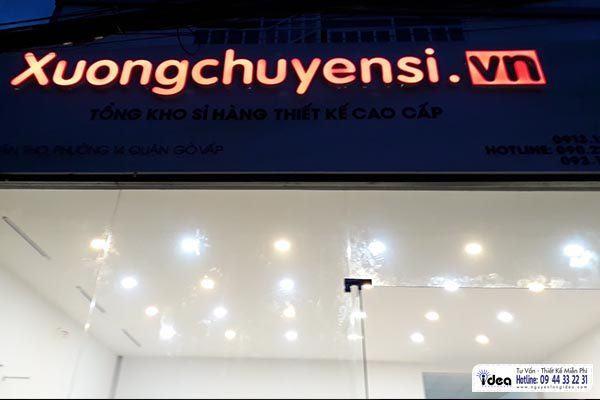 Biển chữ nổi Thuận An giá rẻ