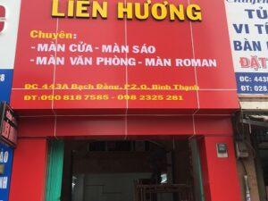làm bảng hiệu Thuận An