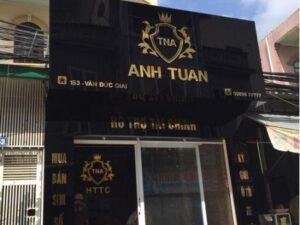 Mẫu bảng hiệu quảng cáo đẹp tại TP. Hồ Chí Minh